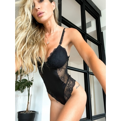Body Fiamma Black